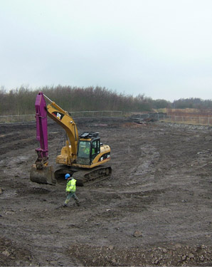 Cinnamon Brow Business Park Phase 2 - Site Prep