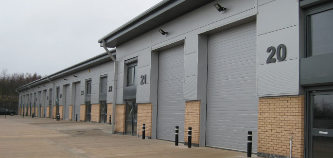 Cinnamon Brow Business Park Phase 2 - Complete Units