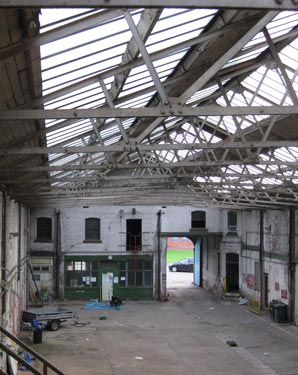 Sovereign Enterprise Centre - Before Restoration