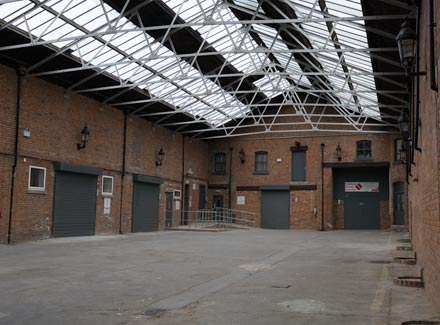 Sovereign Enterprise Centre - After Inside